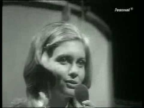 Olivia Newton-John - Take Me Home Country Roads (TOTP 01-02-1973)