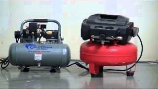 California Air Tools 1610a Ultra Quiet & Oil-free 1 Hp, 1.6 Gal. Air Compressor