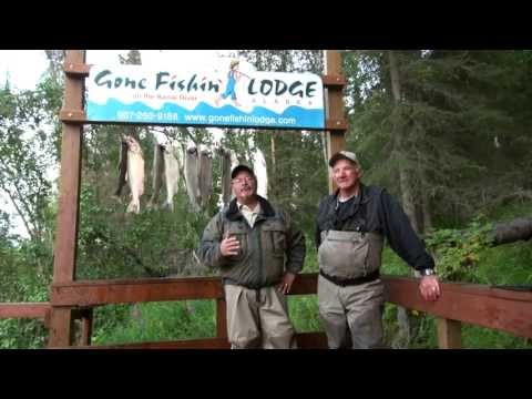 Gone Fishin' Lodge Kenai Fishing