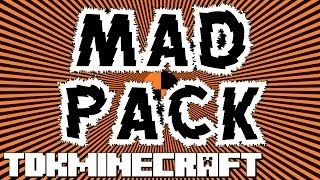 Minecraft The Mad Pack : The Great Granny Panties Debate! Ep 30