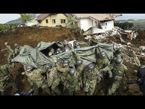 7.3'lük Depremde ölü Sayısı 44'e Yükseldi
