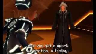 Kingdom Hearts 3D - The Grid (Sora