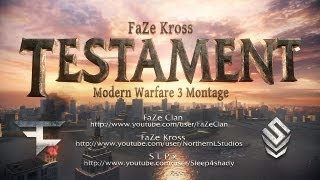 FaZe Kross | Testament trailer | by S L P  x Thumbnail