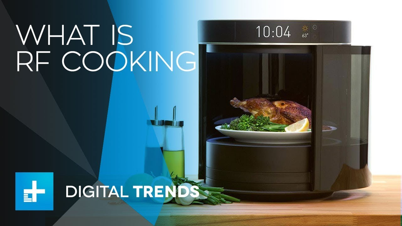 How RF Cooking will replace the Microwave by 2027 - YouTube