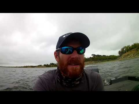 Fall Bass Fishing Lake Whitney Texas(Striper And Black Bass