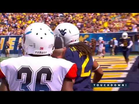 West Virginia vs. Delaware State Football Highlights