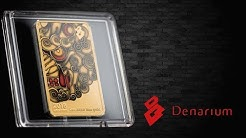 Review: Denarium Gold Bar 2018