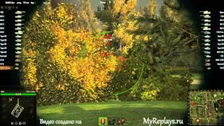 WOT: Мурованка - M5A1 Stuart