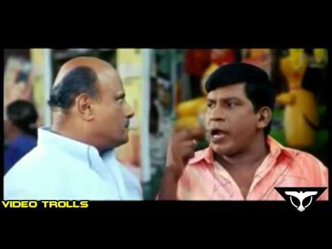 Vadivelu trolling Tamil Songs!!! Funny Video