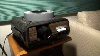 Singer Caramate 3200 Slide Projector