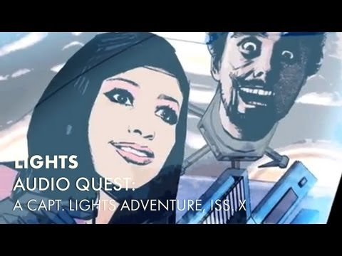 Audio Quest: A Capt. LIGHTS Adventure, Issue X