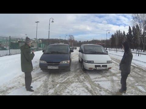 Chevrolet Lumina APV и  Pontiac Trans Sport // Царев Педалит