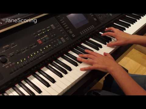 JaneScoring #01 The Swimmer (Arrival OST) Piano Cover | Max Richter
