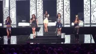 Fifth Harmony - Independent Woman Cover (Neon Lights Tour - Tampa)