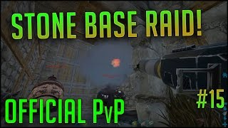 RAIDING AND ARGENT TAME | Official PvP | Episode 15 | ARK Survival Evolved Let's Play