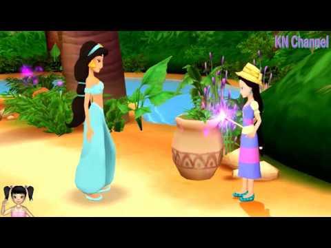 Thơ Nguyễn chơi game thế giới Aladin và Cây Đèn Thần tập 2 tập cuối