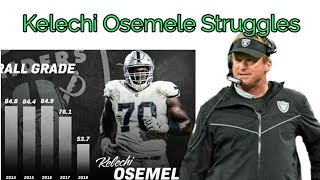 Film Study: Why Kelechi Osemele didn't work with Jon Gruden