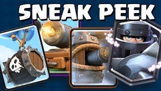 nuevas cartas con tres nuevos modos de juego para desafi os   sneak peek   clash royale