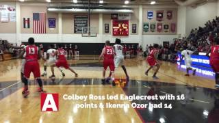 Eaglecrest-Cherry Creek Boys Hoops, 1.18.17