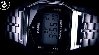 Review Đồng Hồ Casio A159WAD-1DF