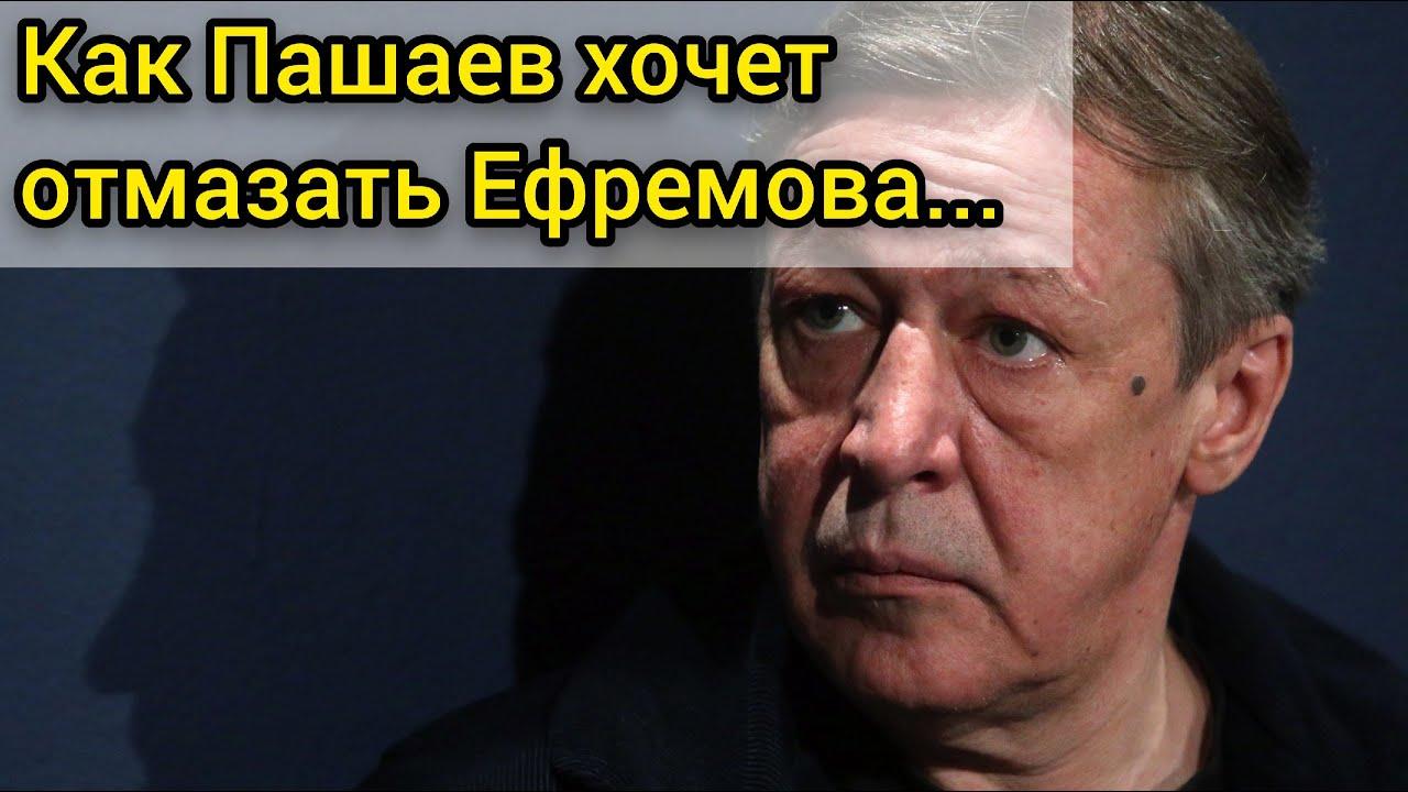 Михаил Ефремов Утверждает Что Не Виноват И Как Эльман Пашаев Отмажет  Ефремова - YouTube