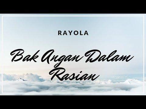 Rayola Lagu Pop Minang • Bak Angan Dalam Rasian