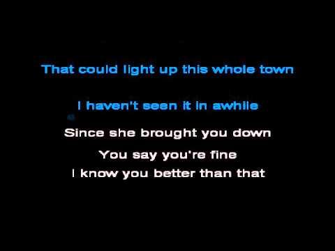 You Belong with Me (karaoke) - Taylor Swift