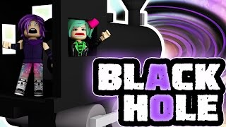 Roblox | Train Ride into a Black Hole?!? w/SallyGreenGamer