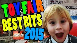 Toy Fair 2015: Exclusive highlights from London