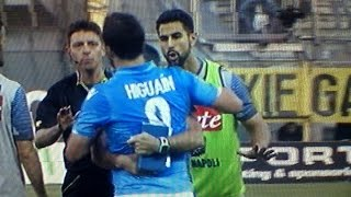 Parma 2 - 2 Napoli