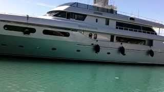 Megayacht Regina d'Italia di Dolce & Gabbana