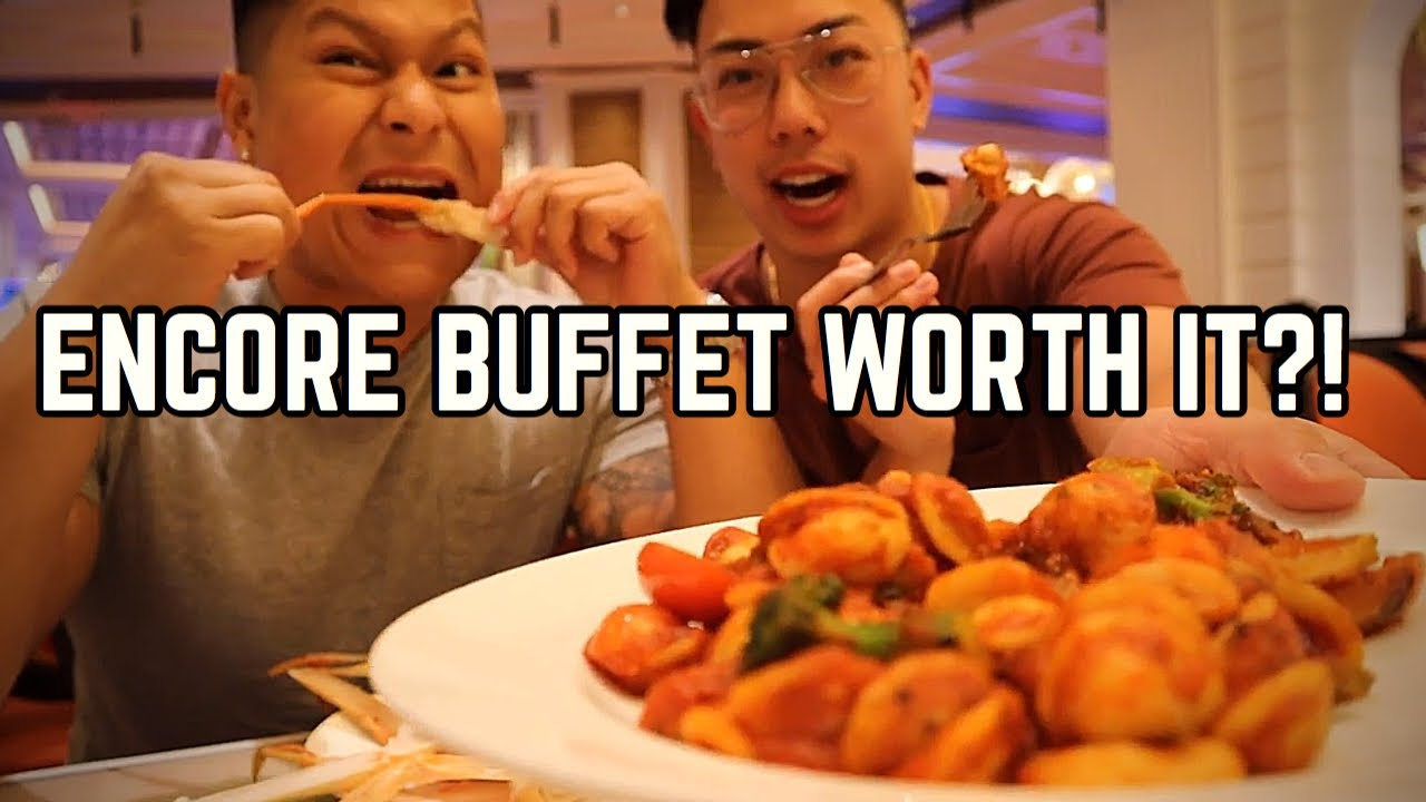casino everett buffet