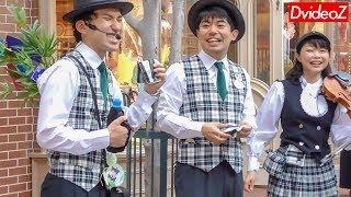 [TDL] ジップンズームガイドツアー 七夕の願いごと&星に願いを~ピノキオストーリー紹介~