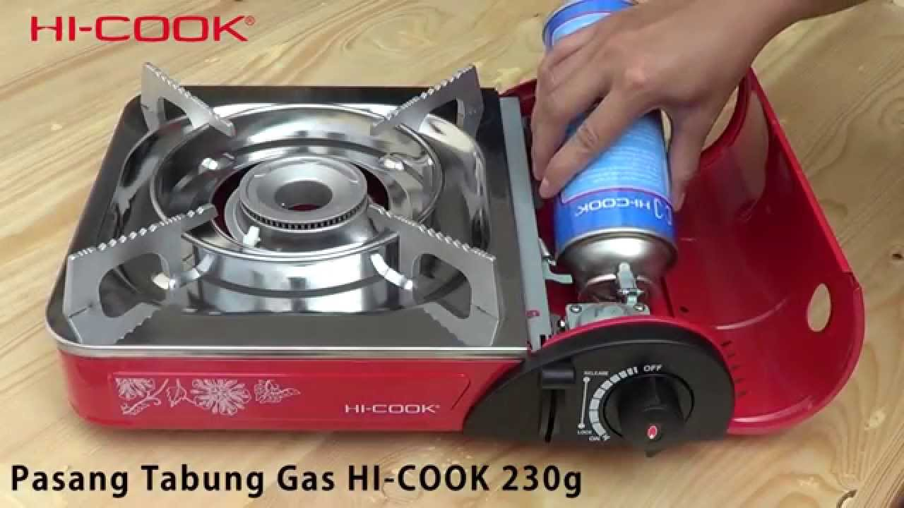 Hi Cook Kompor Portabel Kc 105 Portable Stove You