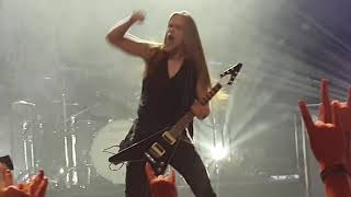 """The New Roses """"GUITARSOLO & FOR A WHILE"""" Wacken Open Air 2019"""