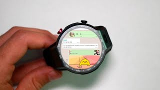 INCREIBLE Smartwatch CALIDAD/PRECIO