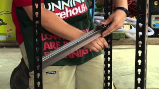 How To Build Garage Shelves - DIY At Bunnings