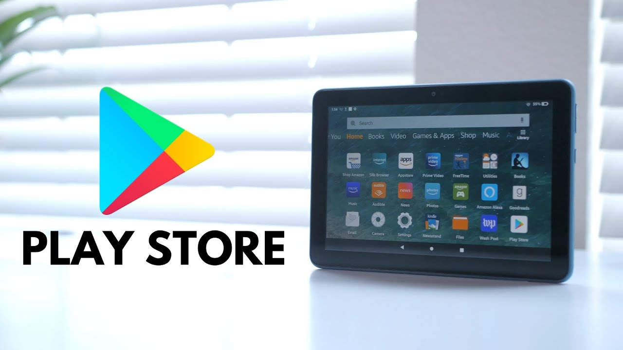 How to install the Google Play Store on an Amazon Fire Tablet - Android Police