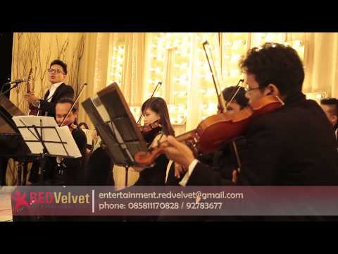 JOHN MAYER - XO ( Cover  By Red Velvet entertainment ) Mini Orchestra at Ritz Carlton