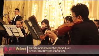 JOHN MAYER XO Mini Orchestra at Ritz Carlton