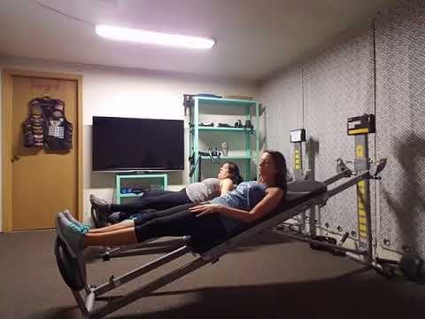 Total Gym Addicts – Cassandra's Morning Workout