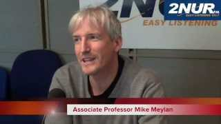 Associate Professor Mike Meylan - wave energy