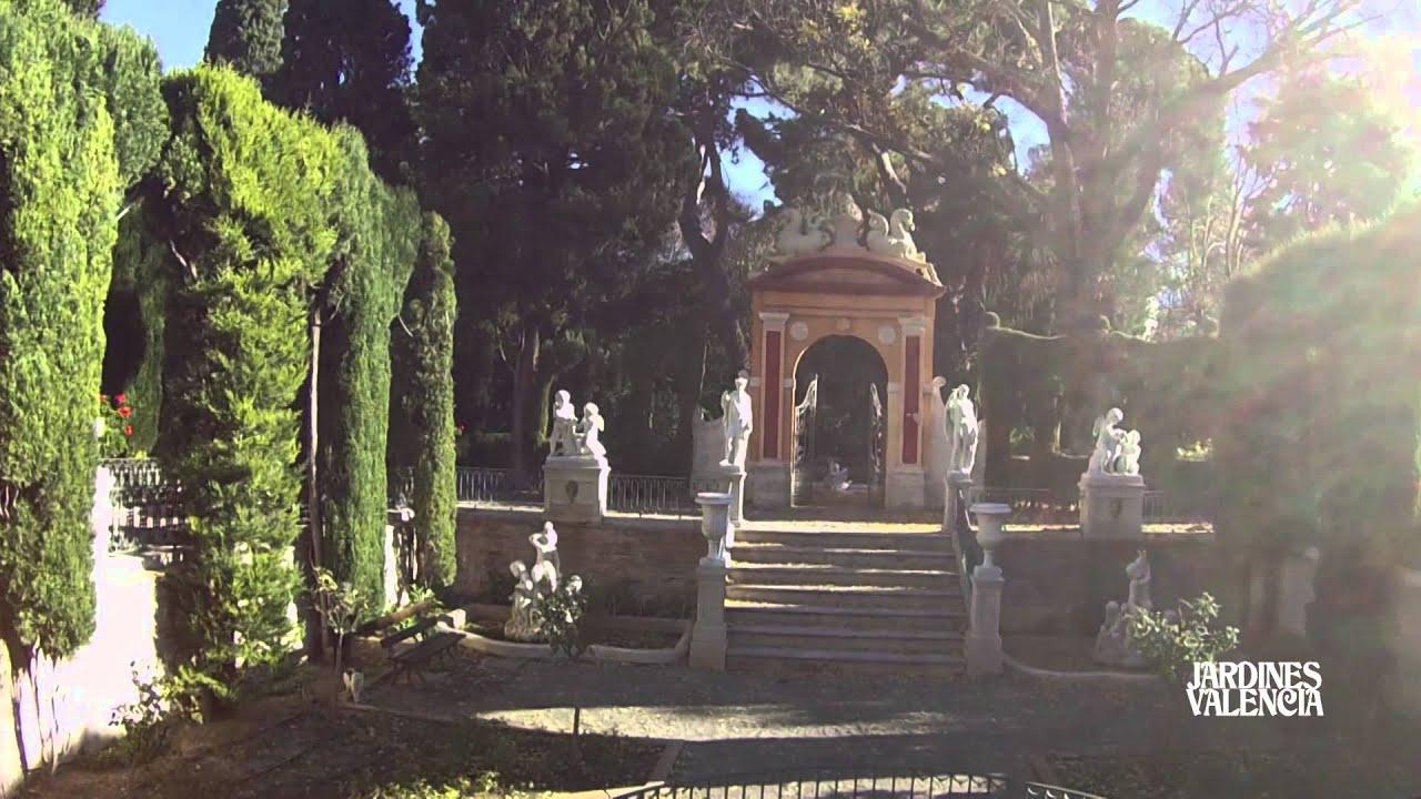 Jardines de monforte youtube for Jardines de monforte valencia