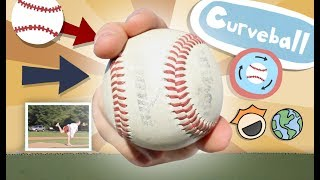 The REAL Reason Curveballs Curve