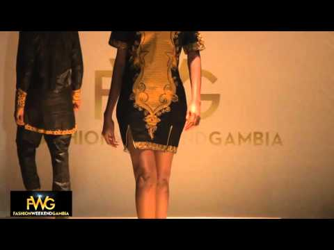 FASHION CANTE - FASHION WEEKEND GAMBIA 2015