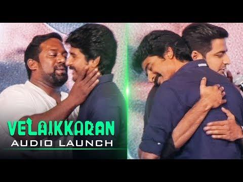 Robo Shankar's Maruthuva Mutham to Sivakarthikeyan!   Velaikkaran Audio Launch TN658