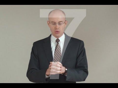 Rhetorik-Tipp zur Körpersprache: Die Priesterhaltung
