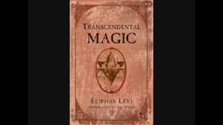 TRIANGLE OF SOLOMON   Transcendental Magic   Eliphas Levi