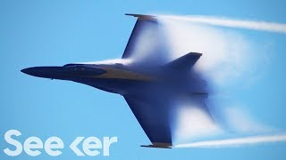 The Simple Discovery That Let Us Fly Faster Than the Speed of Sound