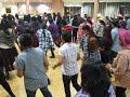 ASIAN LADIES LINE DANCE
